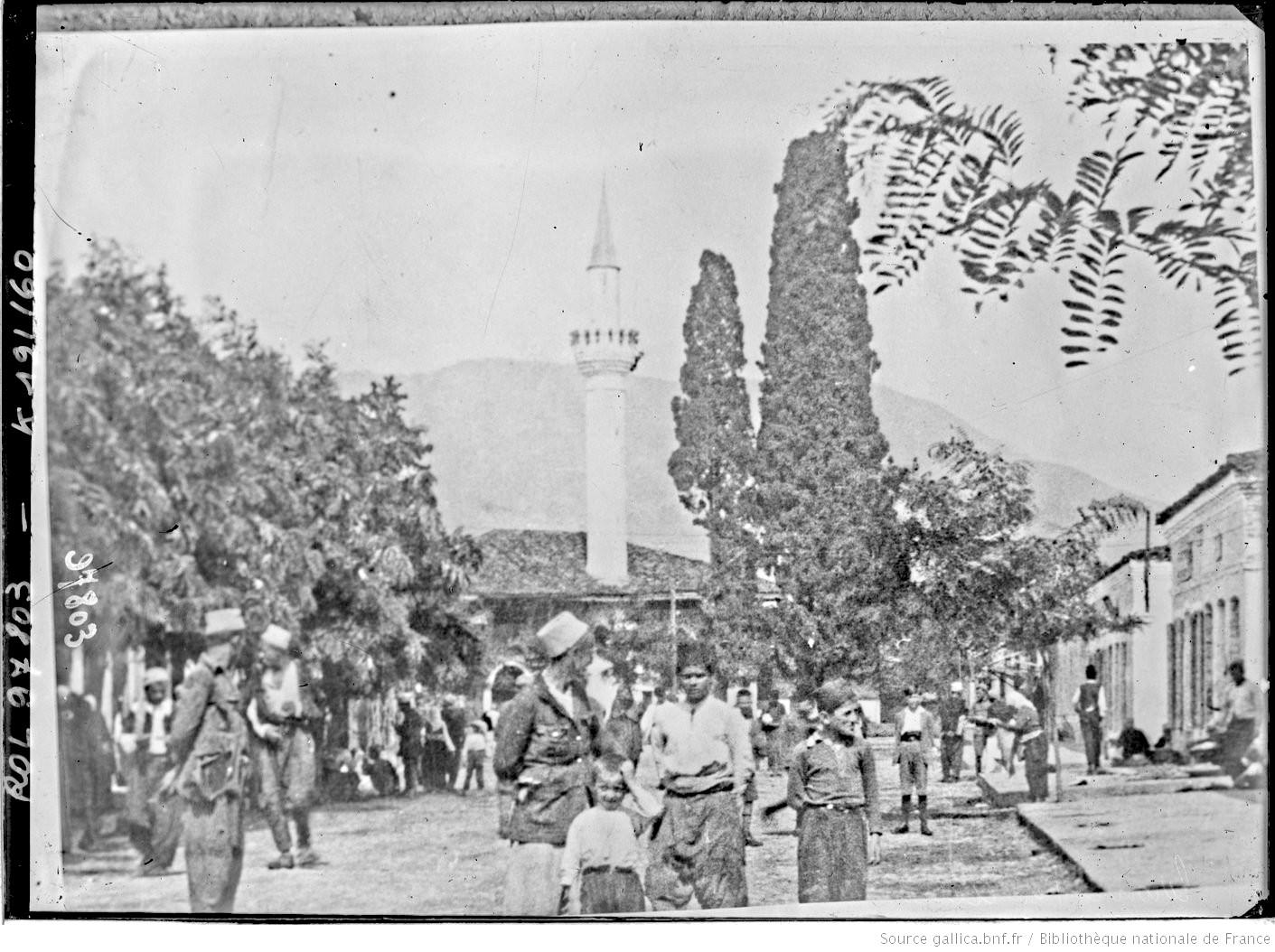1830-1832 : l'Albanie se soulève contre le sultan