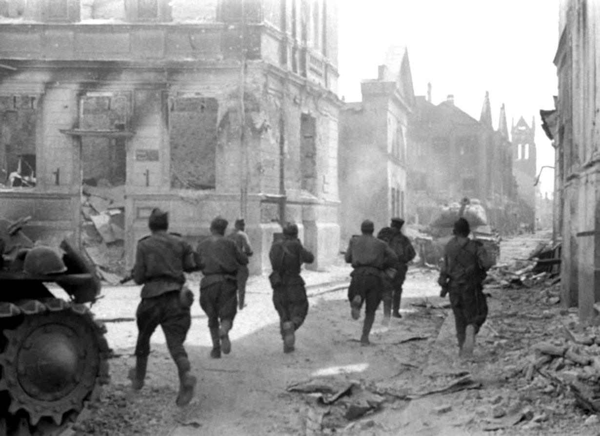 22 juin 1944 : L'opération Bagration, chant du cygne de l'armée nazie