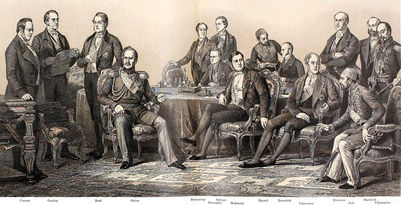 1856 : le sultan ottoman émancipe ses sujets non musulmans