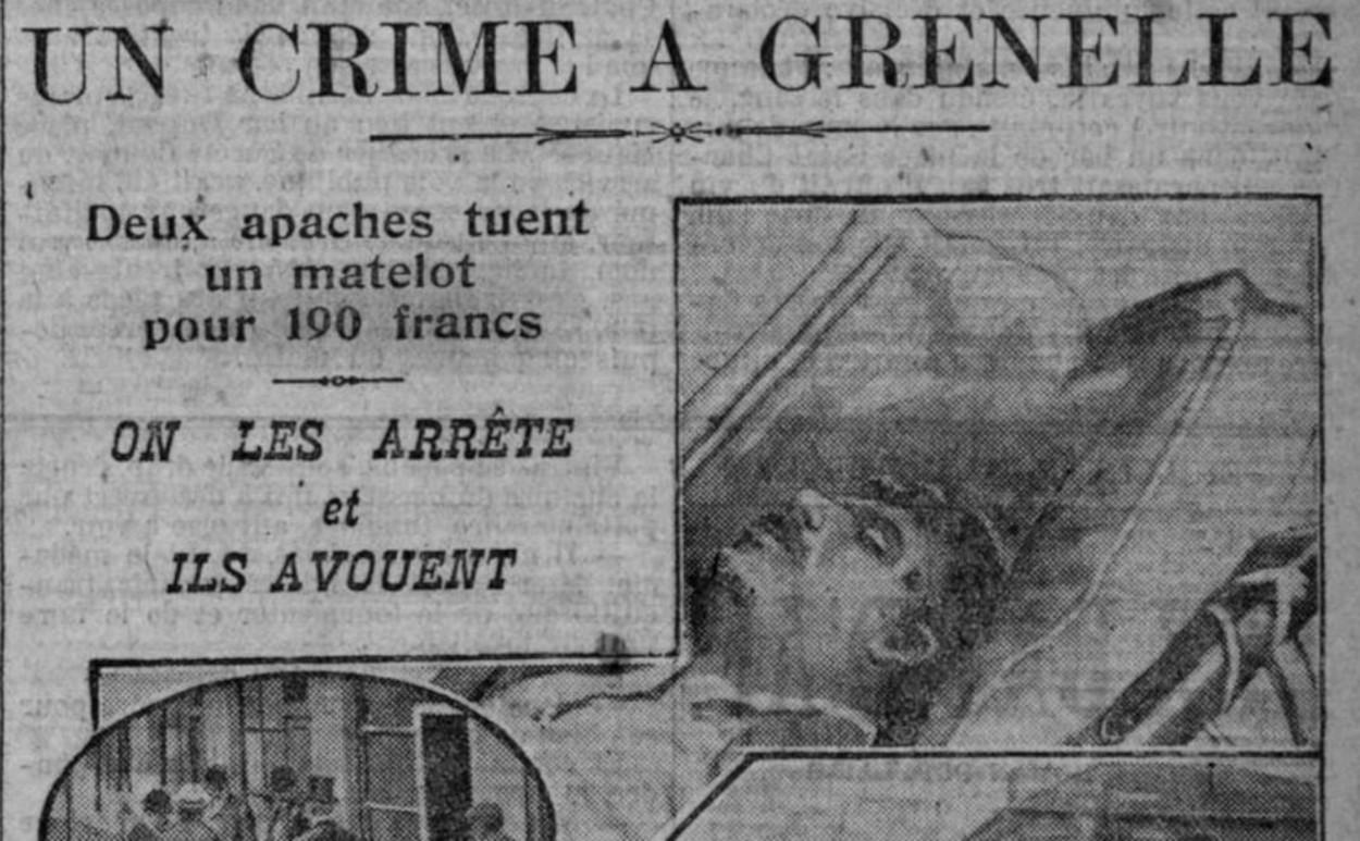 Les Cœurs unis de Grenelle, histoire d'une bande de jeunes