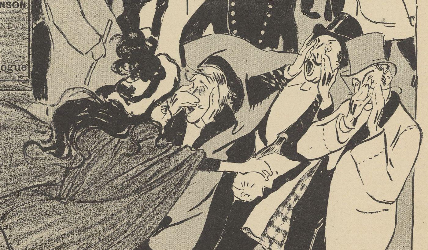 XIXe siècle : les attaques au vitriol terrifient Paris