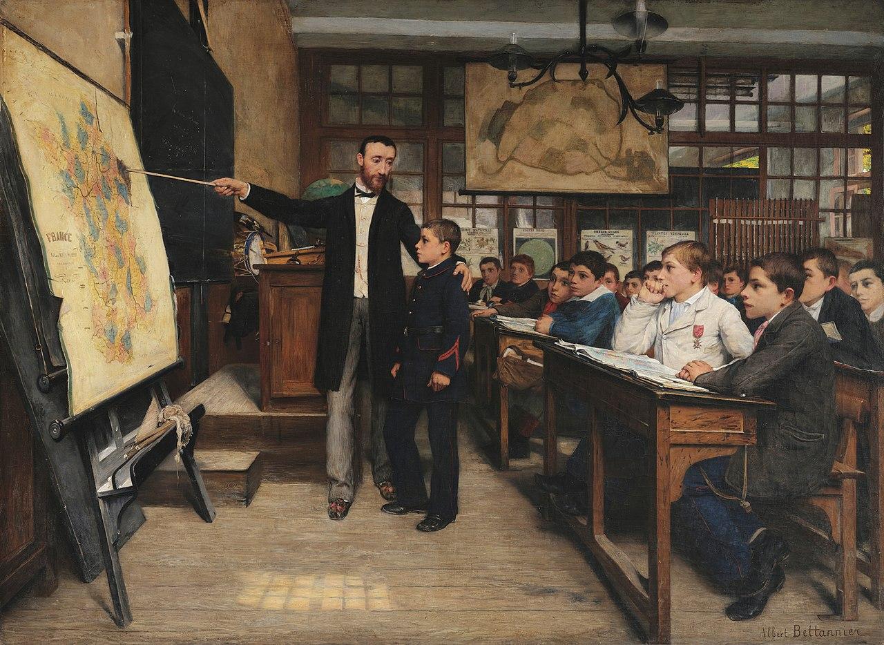 Une histoire de la germanophobie française après la débâcle de 1870