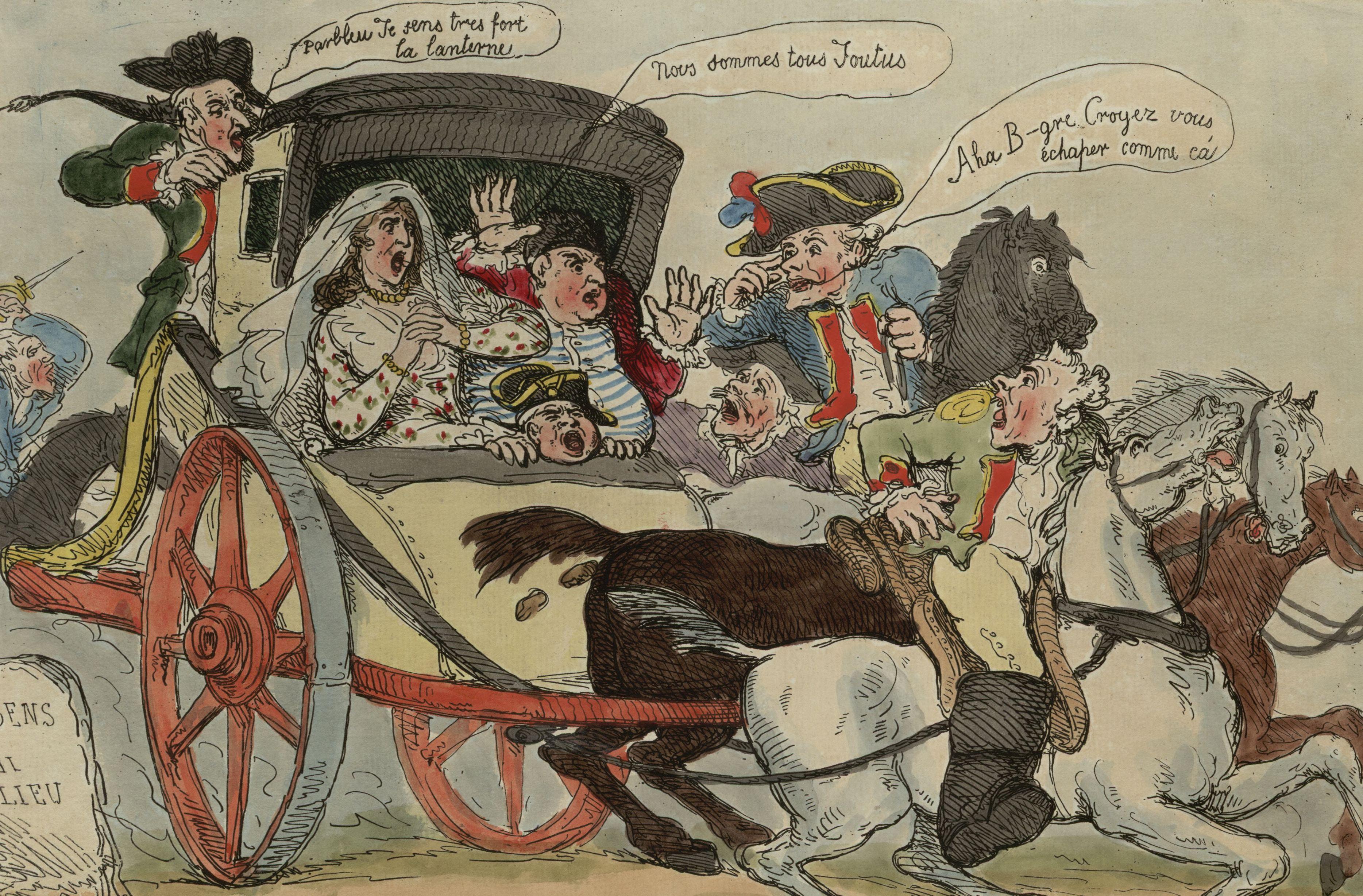 Fuite à Varennes, 1791 : l'arrestation du roi   RetroNews - Le site de  presse de la BnF
