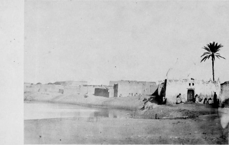 Sahara algérien ; Henri Duveyrier - Source BnF