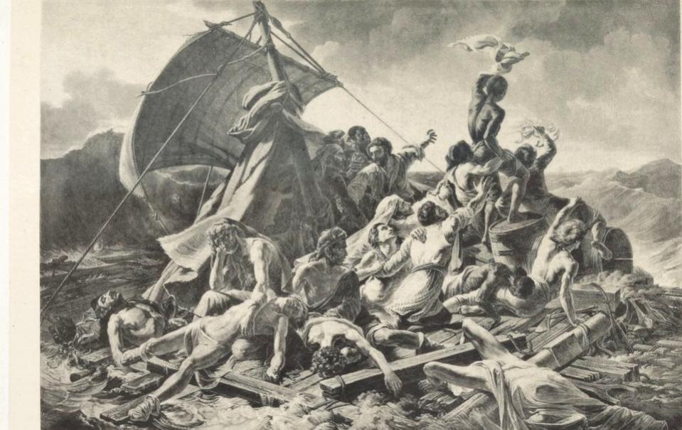 Géricault, étude biographique et critique, avec le catalogue raisonné de l'œuvre du maître ; Charles Clément ; 1879 - Source BnF
