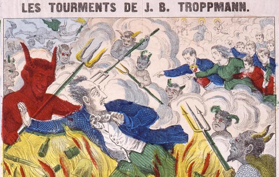 Les tourments de J. B. Troppmann ; Gangel; Didion P (Metz) ; 1870 - Source BnF
