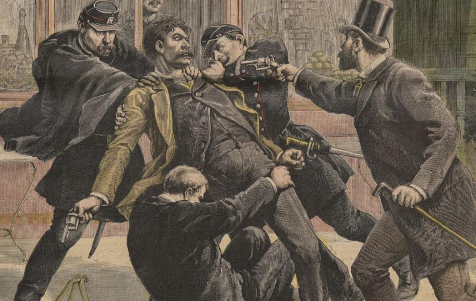Le Petit journal. Supplément du dimanche  ; 16 avril 1892 - Source BnF