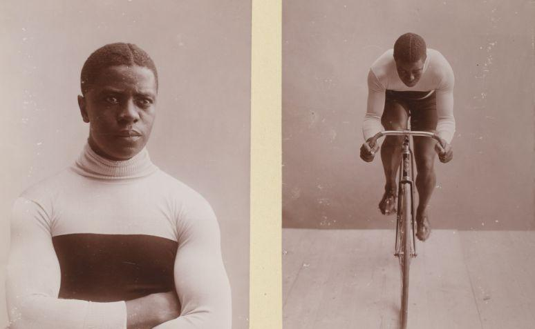 Collection Jules Beau, Photographie sportive : T. 33. ; Jules Beau (1864-1932) ; 1906-1907 - Source BnF