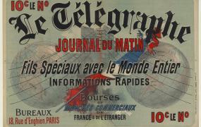 Le Télégraphe, journal du matin - Source BnF