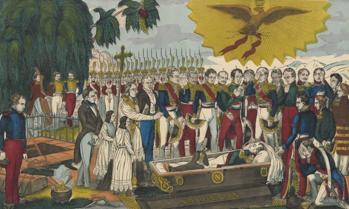 1840 : Louis-Philippe organise le retour des cendres de Napoléon