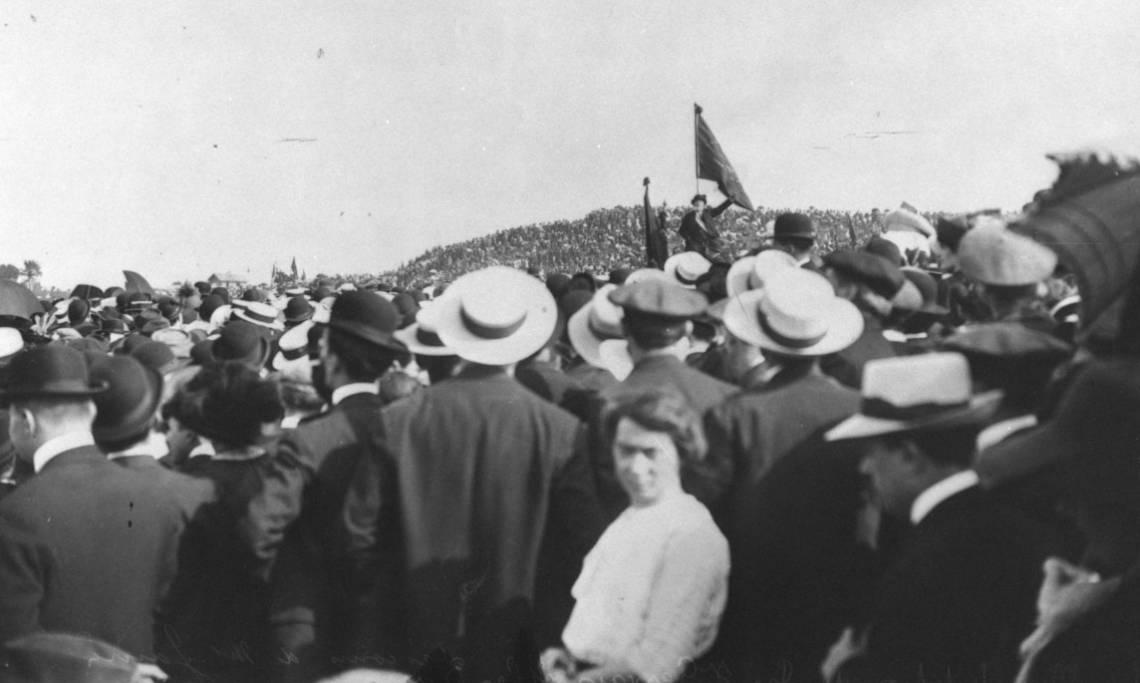 1905 : Création de la SFIO, ancêtre du Parti socialiste