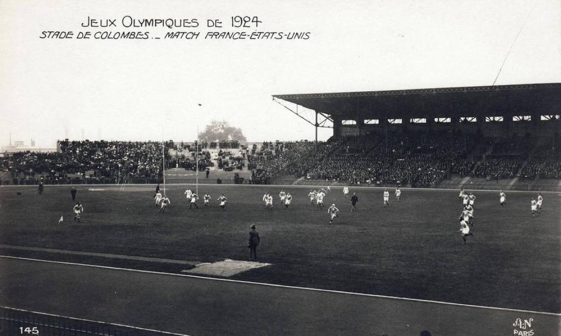 1924 : le rugby banni des Jeux olympiques après la « Corrida de Colombes »