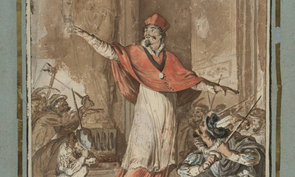 « Charles IX » de Marie-Joseph Chénier, une pièce de théâtre révolutionnaire