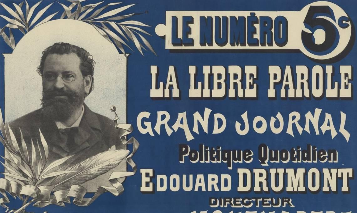 Gérard Noiriel : « On retrouve la même matrice idéologique chez Drumont et Zemmour »