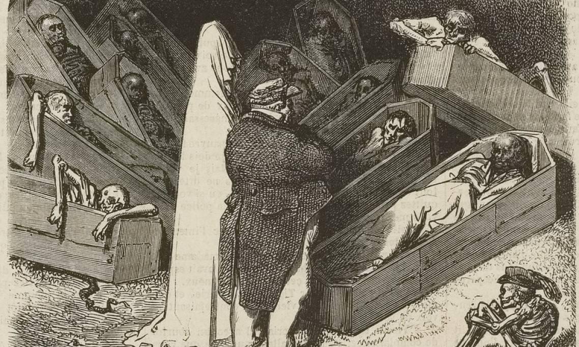 Les fantômes : figures omniprésentes dans l'Europe du XVIe siècle