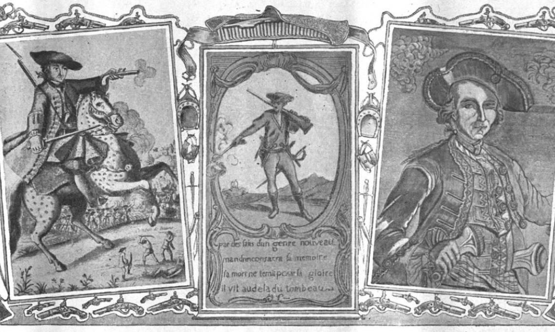 Les brigands : terreurs des bois français, du XVIIe au premier XXe siècle