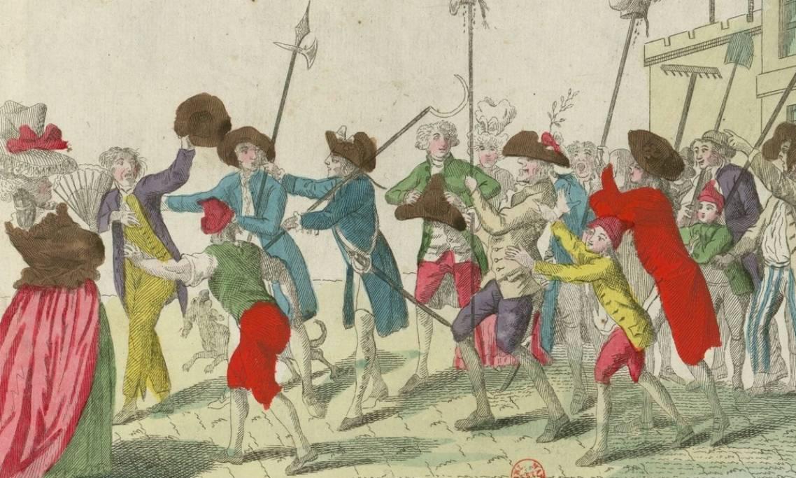 L'événement le plus important de 1789 : La Marche des Femmes