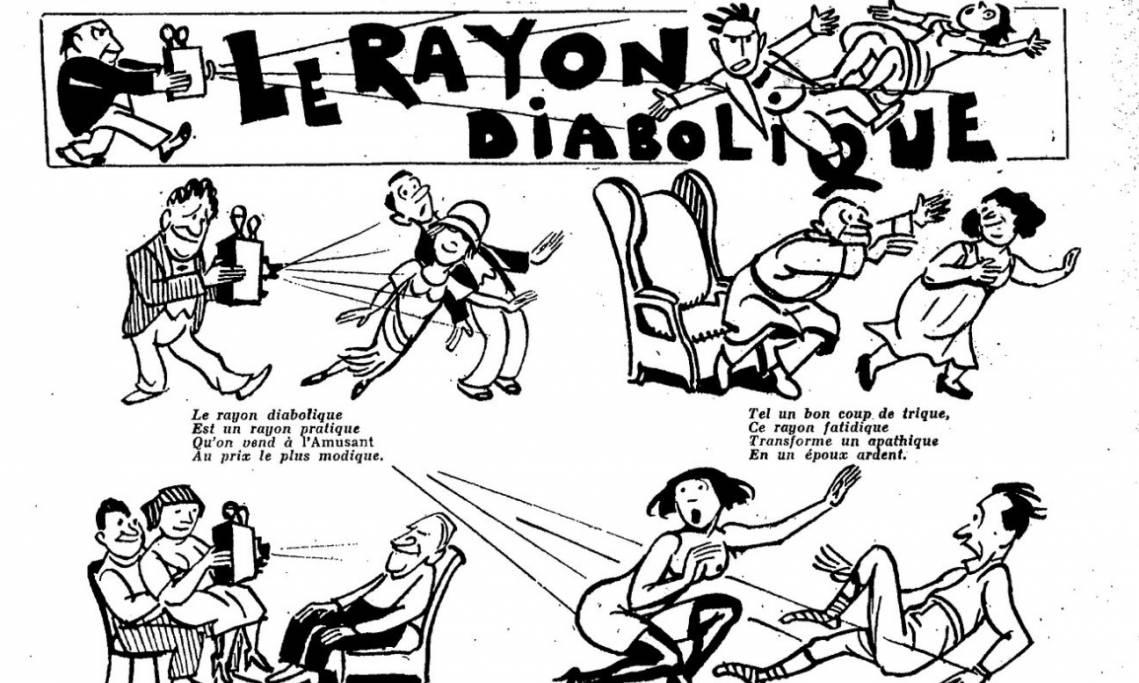 La future guerre mondiale imaginée par la presse des années 1920