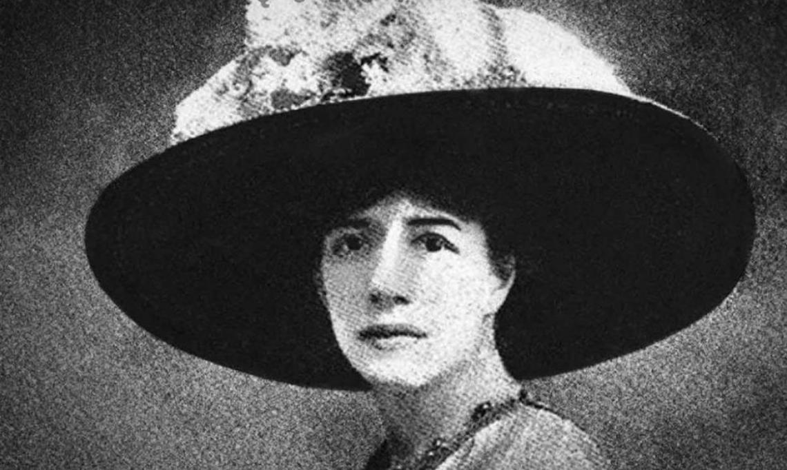 Photographie de la journaliste au Populaire Renée Laffont, assassinée par les armées franquistes en 1936, au début de la Guerre d'Espagne - source : L'Humanité-DR