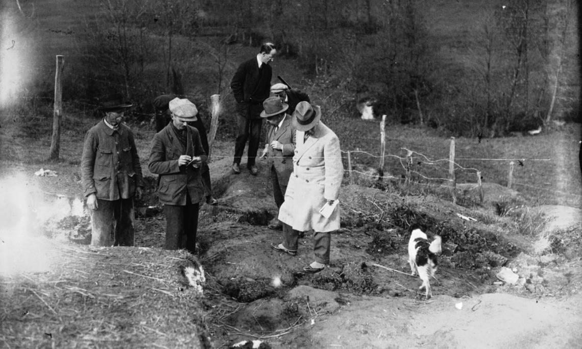 L'« affaire de Glozel », ou comment un champ de ruines a divisé la France