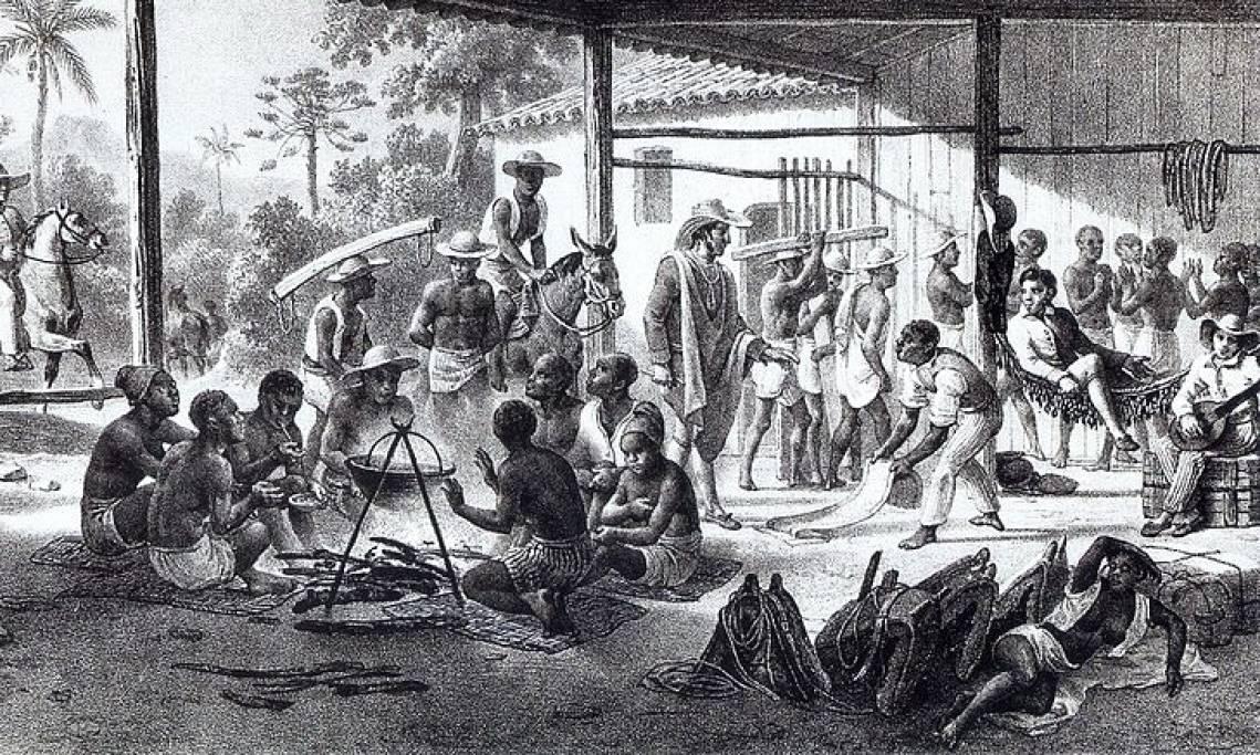 Une histoire de la vie des esclaves, par eux-mêmes