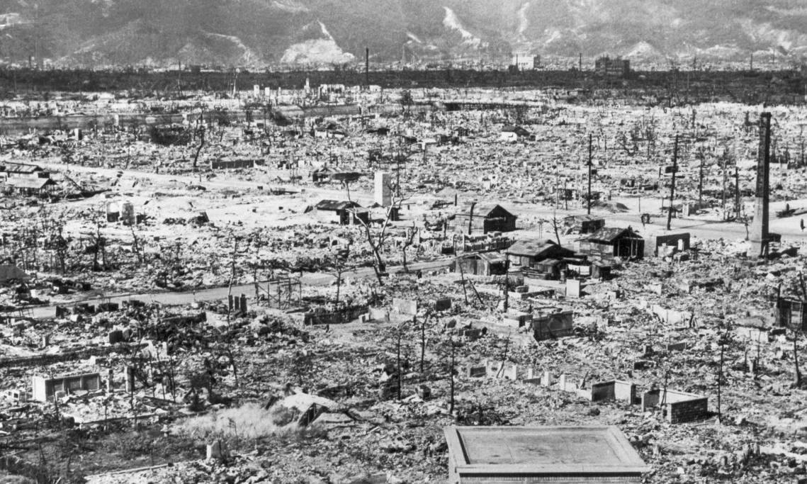6 août 1945 : la première bombe atomique pulvérise Hiroshima | RetroNews - Le site de presse de la BnF