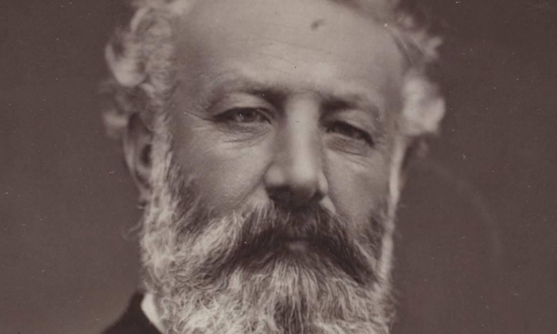 1873 : Jules Verne interviewé par le Figaro