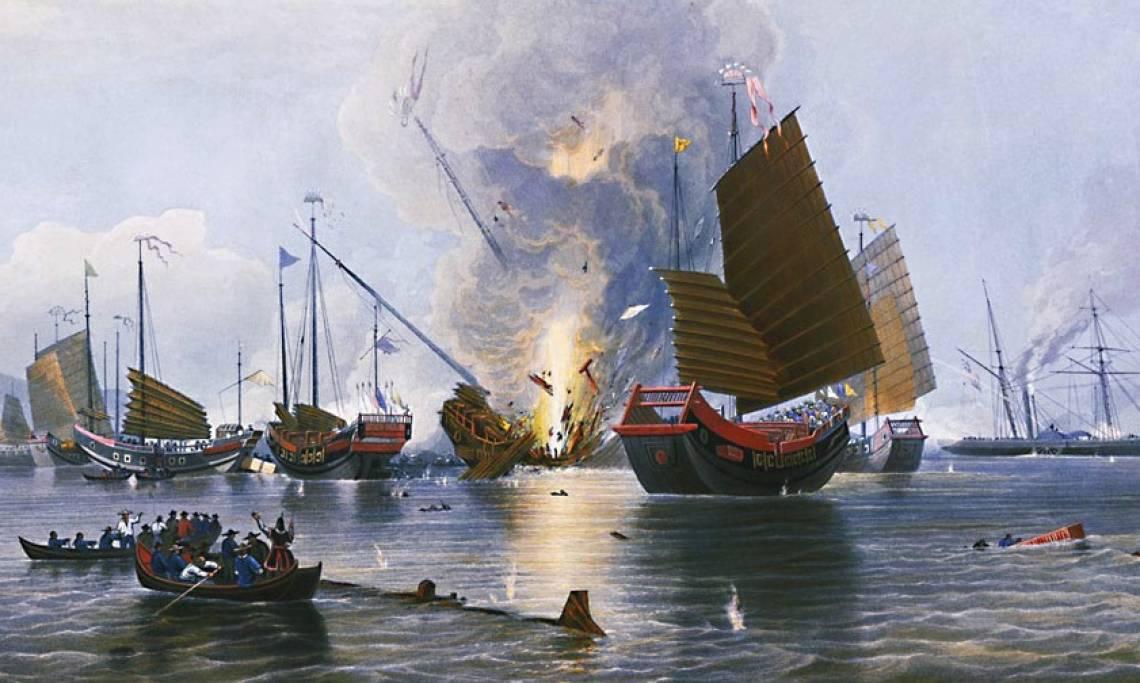 1842 : Comment Hong Kong devint britannique