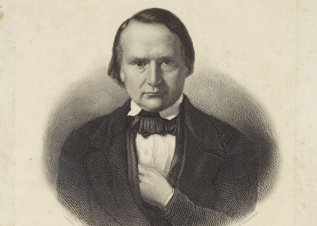 1849 Le Grand Discours De Victor Hugo Contre La Misere Retronews