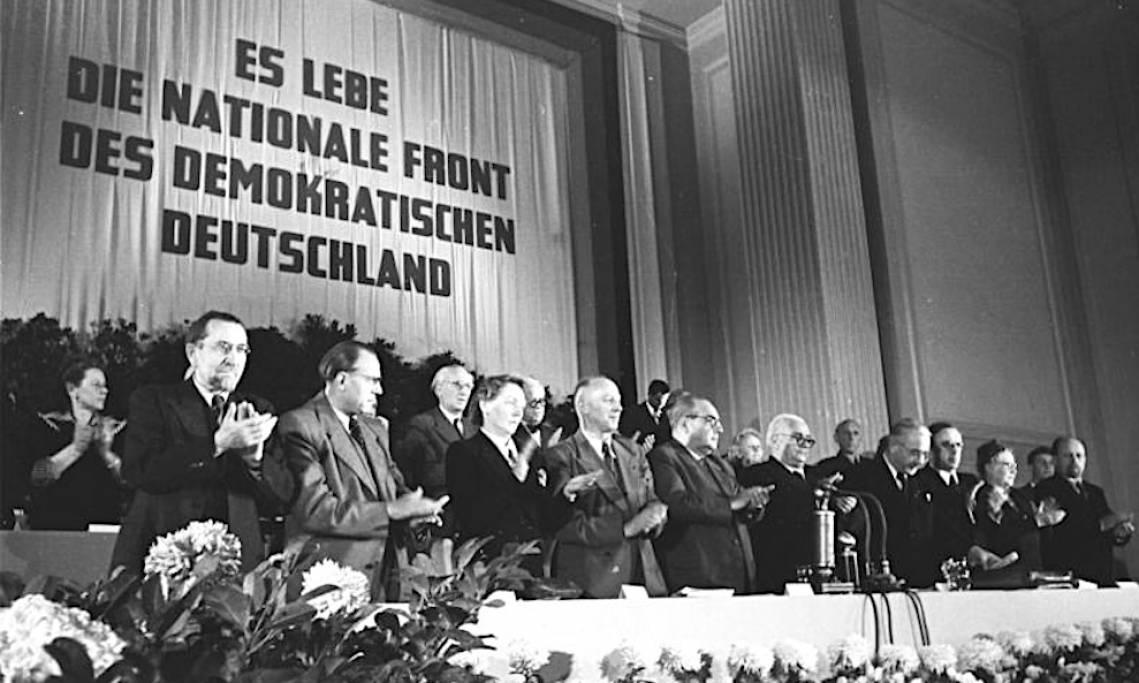 7 octobre 1949 : la naissance de la RDA