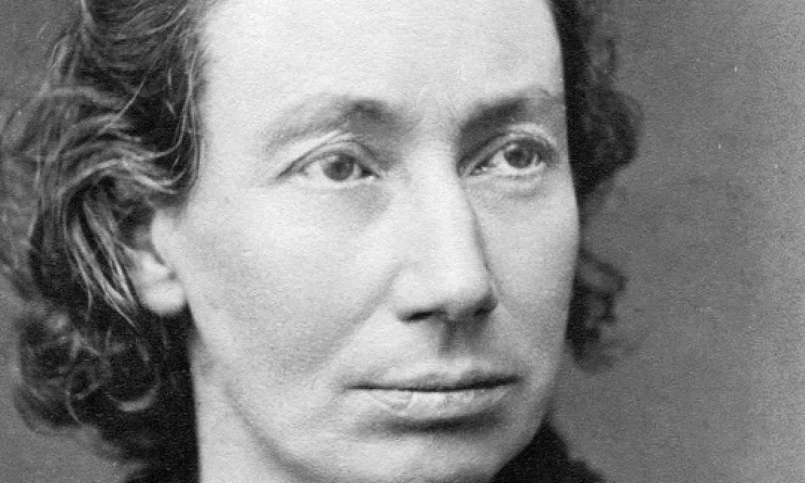 Louise Michel, l'héroïne de la Commune face à ses juges