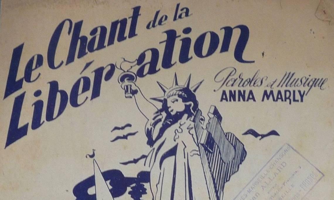 La création du « Chant des Partisans », hymne de la Résistance