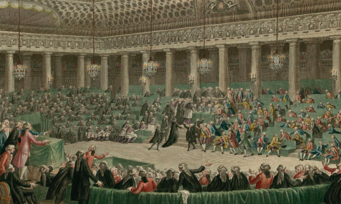 4 août 1789 : abolition des privilèges et droits féodaux | RetroNews - Le  site de presse de la BnF