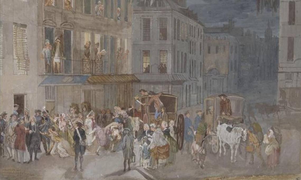 Petits textes du XVIIIe siècle retrouvés dans les archives de la police parisienne