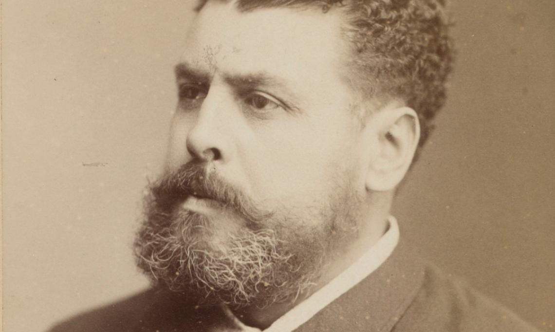 Charles-Marie David de Mayréna, 1885 - source : Gallica-BnF
