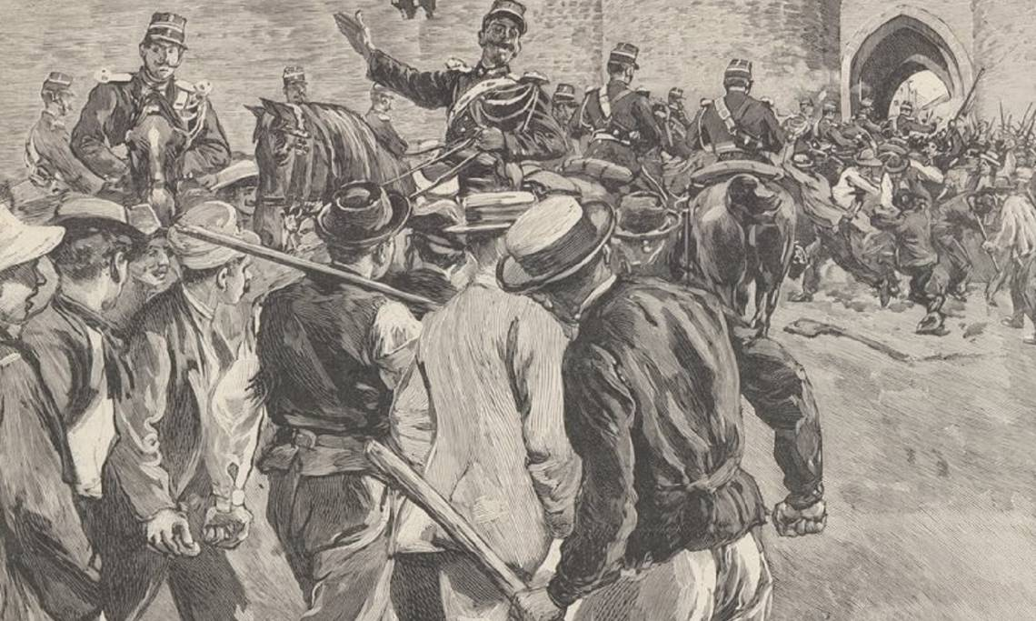 1893 : le massacre d'Aigues-Mortes