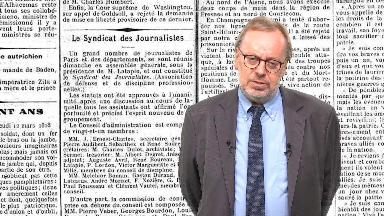 Embedded thumbnail for Qu'est-ce que la charte d'éthique du journalisme ?