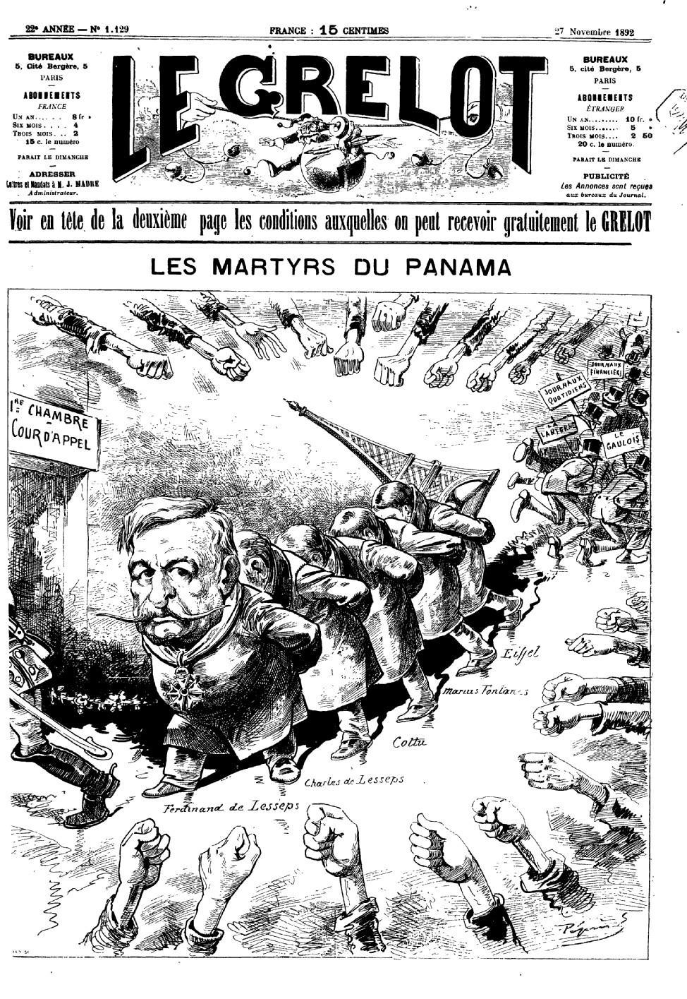scandale panama presse