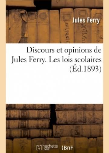 Le cléricalisme à l'école : la loi Falloux - Paul Huc